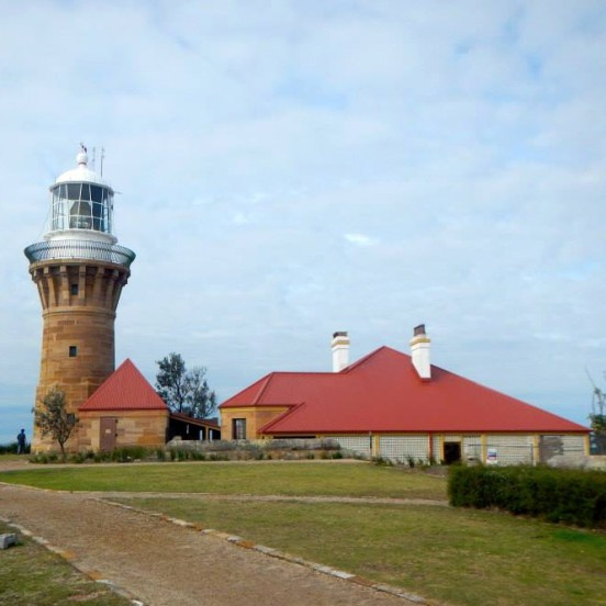 The Barrenjoey Lighthouse