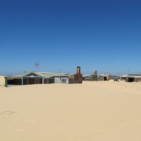Tin City Stockton Beach